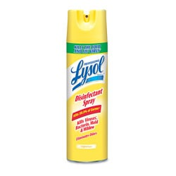 Professional Lysol Brand II Disinfectant Spray - 12/Carton