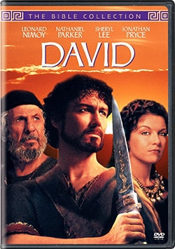 The Bible Collection: David (DVD)
