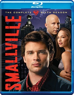 Smallville: The Complete Sixth Season (Blu-ray Disc)