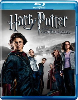 Harry Potter and the Goblet of Fire (Blu-ray Disc)