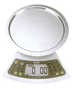 Salter Nutritional Kitchen Scale 1400