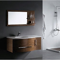 Vigo Contemporary European Vanity Set