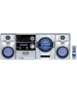 Sharp 225 Watt 5 CD Player