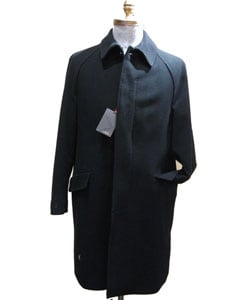 Utex Men's Full-length Dress Overcoat