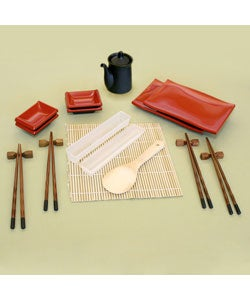 Complete 4-place Setting Sushi Kit