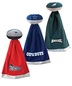 NFL Eastern Division Snuggle Ball