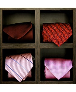 Necktie of the Month Club Membership (4 Seasonal Months)