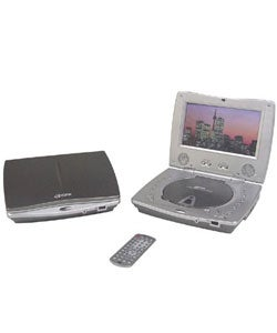 GPX PDL705 7-inch Portable DVD Player (Refurb)