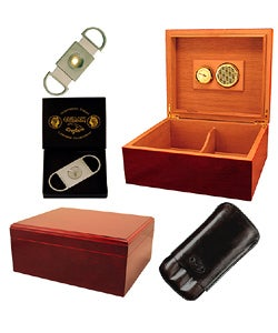 Complete Cigar Smoker Combo