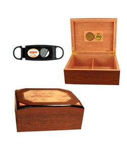Diamond Humidor & Cutter