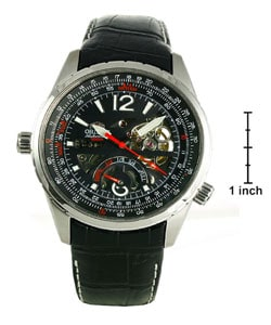 Orient By Seiko Automatic Men's Skeleton Watch