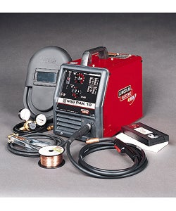Lincoln Electric Wire Feed Welder MIG Pak 10