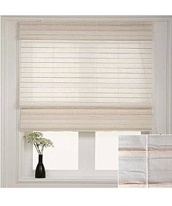 Chicology Serenity Rice Roman Shade (48 in. x 72 in.)