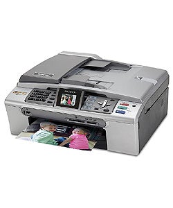 Brother MFC465CN Color Network All-in-one Printer