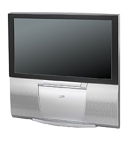 JVC 56-inch Widescreen Rear Projection HDTV