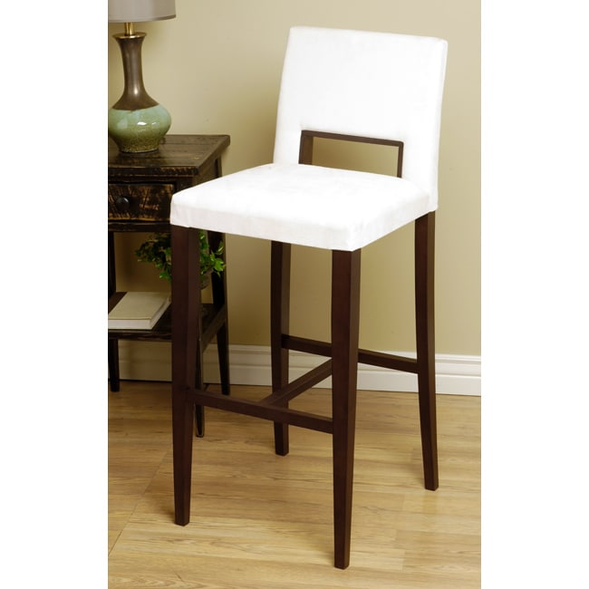 Beige Cut Out Barstool 11070811 Overstock Com Shopping