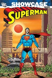 Showcase Presents Superman 4 (Paperback)