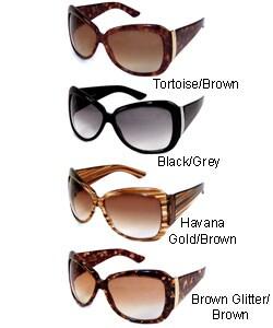 Gucci Oversized Plastic Sunglasses