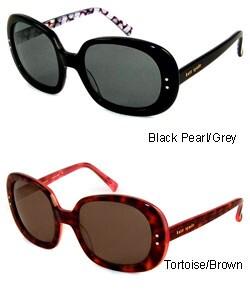 Kate Spade Gladys Plastic Sunglasses