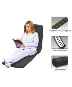 Dr. Scholl's Cushioned Heated Mat Massager