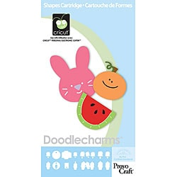 Cricut Doodlecharm Cartridge