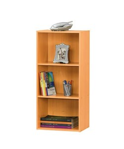 Natural 3-tier Storage Cubby
