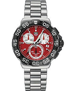 Tag Heuer Formula 1 Men's Chronograph Watch | Overstock.com