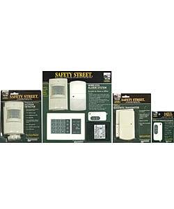 Wireless DIY Home Security Alarm Kit