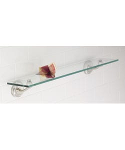 Elizabeth 24-inch Glass Shelf