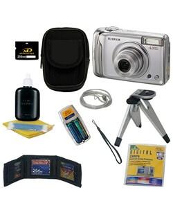 Fujifilm FinePix A610 6MP Digital Camera w/ Bonus Kit (Refurbished)