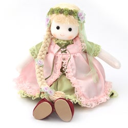 Rapunzel Princess Collectible Musical Doll
