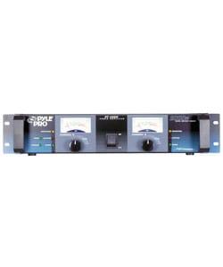 PylePro 19-inch Rack Mount 2000 Watt Power Amplifier (Refurbished)