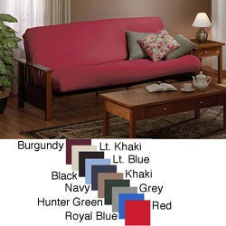 Queen-size Washable Futon Cover