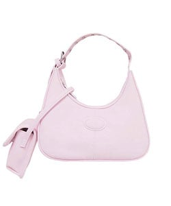 Mudd Pink Handbag with Cell Phone Case