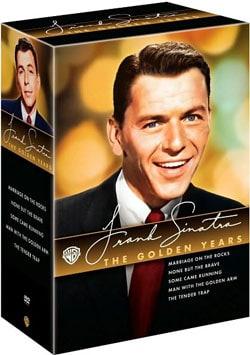 Frank Sinatra: The Golden Years (DVD)