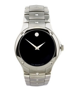 Movado Sports Edition Stainless Steel Men's Watch