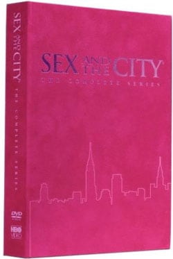 Sex and the City: The Complete Series (DVD)