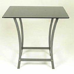 Stella Square Glass Top Table