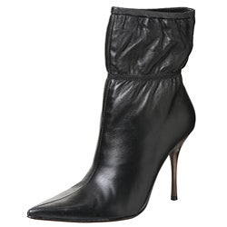Bronx XXX Women's Cinched Leather Boots