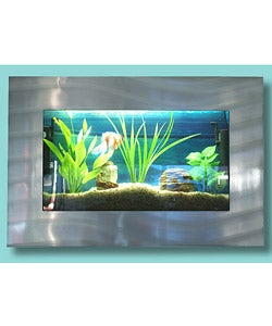 Artquarium X-large Rectangular Wall-mounted Aquarium
