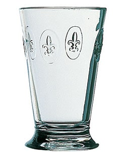 La Rochere Fleur de Lys 6-piece Tumbler Set
