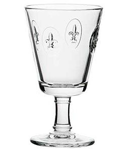 La Rochere Fleur De Lis 6-piece Wine Glass Set