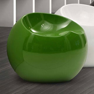Green Ball Stool