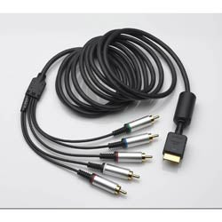 PS3 - A/V Component Cable - By Sony Computer Entertainment