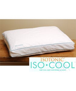 Cool Comfort Memory Foam Side Sleeper Pillow