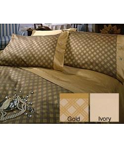 Italian Made Egyptian Cotton 400 Thread Count Sheet Set