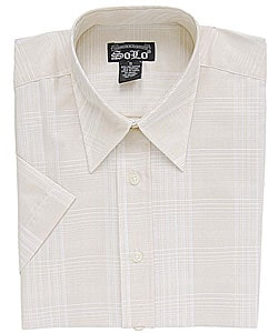 Solo Jeans Men's Fashionable Button Front Shirt