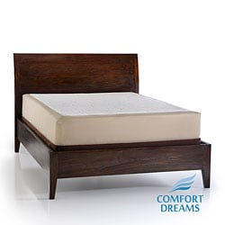 Comfort Dreams Select-A-Firmness 11-inch Queen-size Memory Foam Mattress