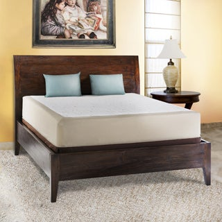 Comfort Dreams Select-A-Firmness 11-inch Twin XL-size Memory Foam Mattress