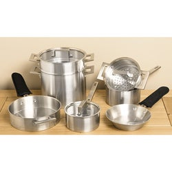 Denmark 10-piece Stainless Steel Cookware Set